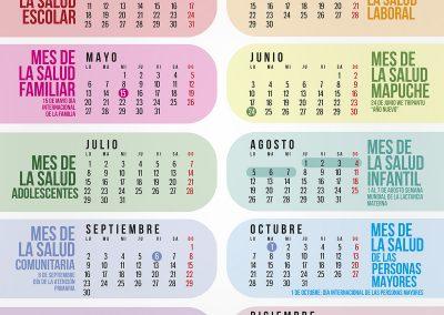 Calendario 53x35 a