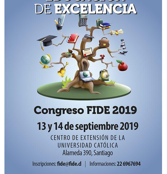 Diseño de Imagen del Congreso FIDE 2019