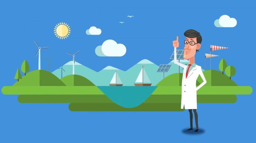 Video animado para Aceros Arratia